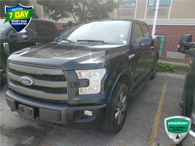 2015 Ford F-150 Lariat (Stk: U1038A) in Barrie - Image 1 of 5