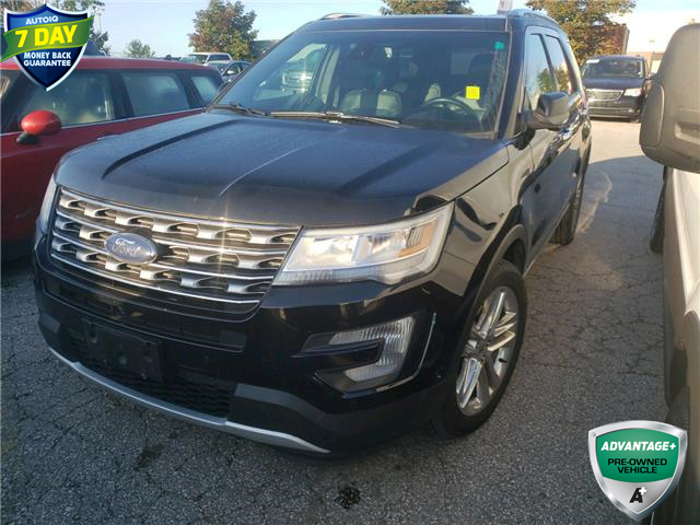 2016 Ford Explorer Limited (Stk: U1070AX) in Barrie - Image 1 of 6
