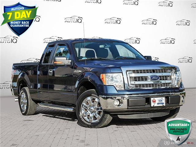 2013 Ford F-150 XLT (Stk: U0697A) in Barrie - Image 1 of 27
