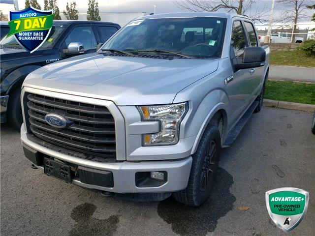 2016 Ford F-150 XL Grey