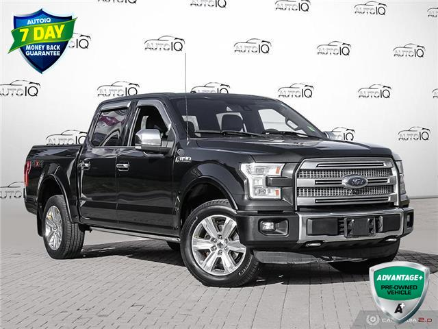 2015 Ford F-150 Platinum (Stk: U0627B) in Barrie - Image 1 of 27