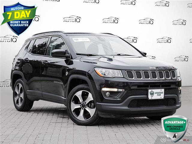 2017 Jeep Compass North (Stk: U286B) in Barrie - Image 1 of 27