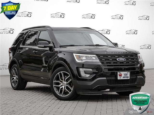2017 Ford Explorer Sport (Stk: U1065A) in Barrie - Image 1 of 27
