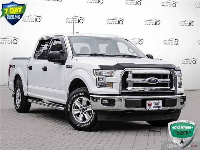 2017 Ford F-150 XLT (Stk: U1013A) in Barrie - Image 1 of 27