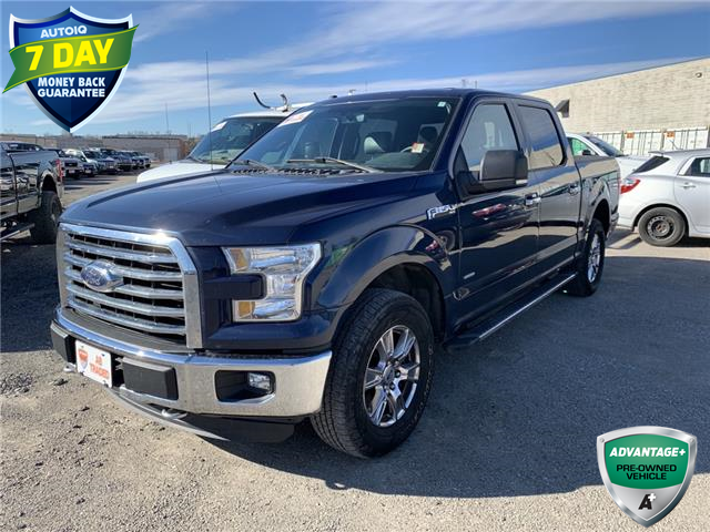 2016 Ford F-150 XLT (Stk: U1000BX) in Barrie - Image 1 of 34
