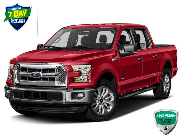 2015 Ford F-150 XLT (Stk: U1184AX) in Barrie - Image 1 of 10