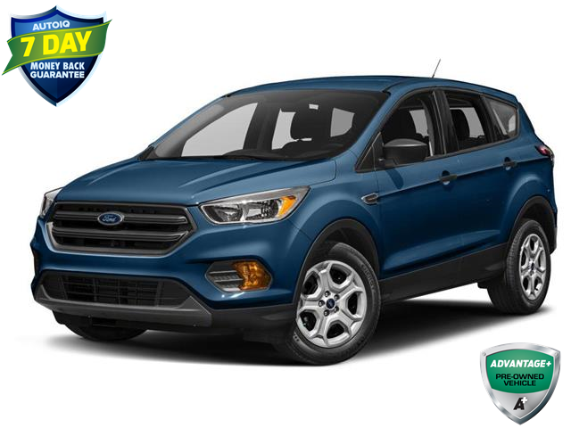 2017 Ford Escape SE (Stk: U1193A) in Barrie - Image 1 of 9