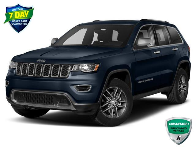 2017 Jeep Grand Cherokee Limited (Stk: U1052B) in Barrie - Image 1 of 9