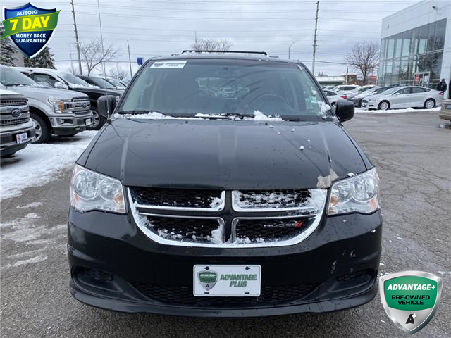 2016 Dodge Grand Caravan SE/SXT (Stk: 6718AJ) in Barrie - Image 1 of 19