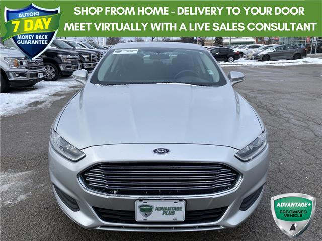 2014 Ford Fusion Hybrid SE (Stk: U0171B) in Barrie - Image 1 of 18