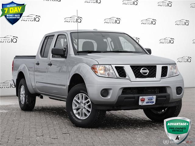 2018 Nissan Frontier SV (Stk: U1277A) in Barrie - Image 1 of 26