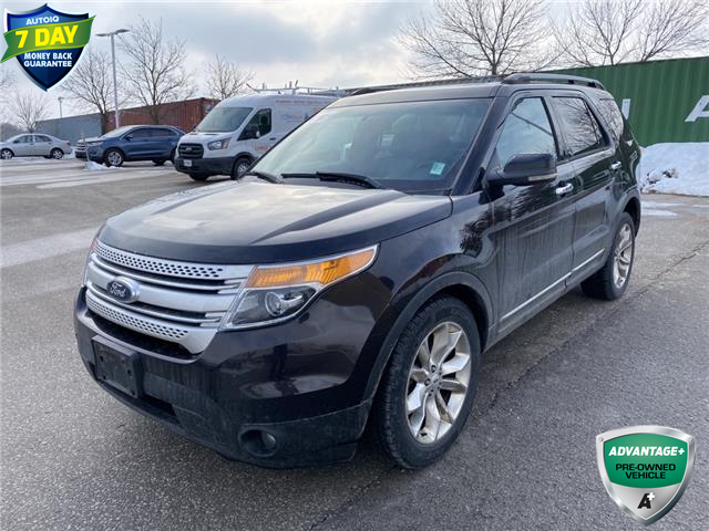 2013 Ford Explorer XLT (Stk: U1265B) in Barrie - Image 1 of 18
