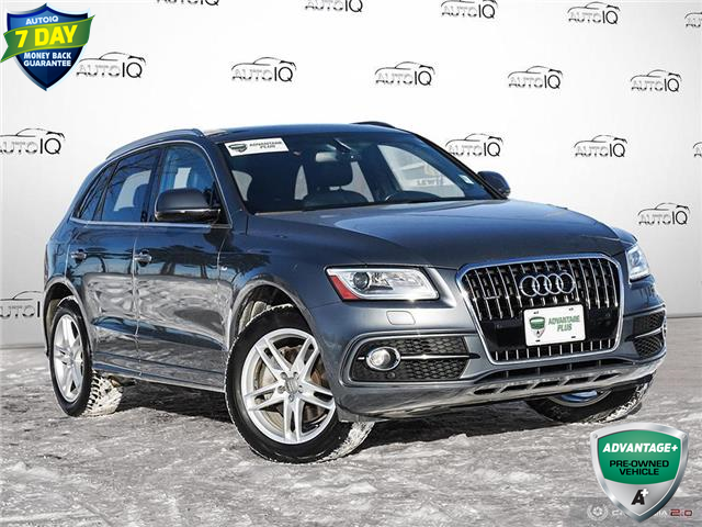 2015 Audi Q5 3.0T Technik (Stk: W0179A) in Barrie - Image 1 of 27