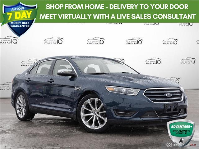2016 Ford Taurus Limited (Stk: 6780AJ) in Barrie - Image 1 of 27