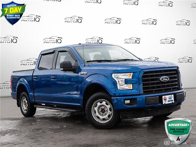 2017 Ford F-150 XLT (Stk: U0843A) in Barrie - Image 1 of 27