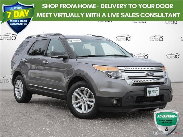 2013 Ford Explorer XLT (Stk: U0037AX) in Barrie - Image 1 of 25