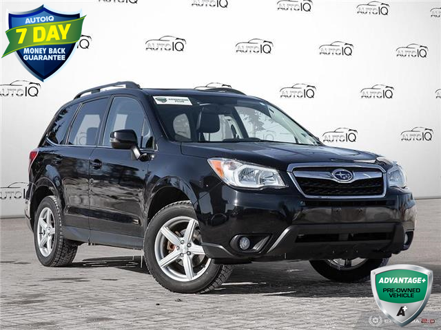 2016 Subaru Forester 2.5i Limited Package (Stk: W0189B) in Barrie - Image 1 of 27