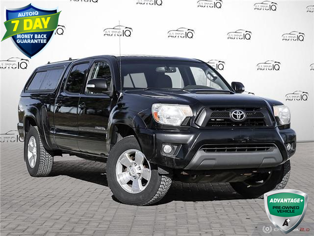 2013 Toyota Tacoma V6 (Stk: W0395A) in Barrie - Image 1 of 49