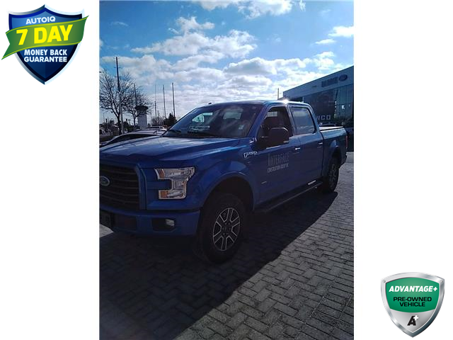 2016 Ford F-150 XLT (Stk: 6816A) in Barrie - Image 1 of 25