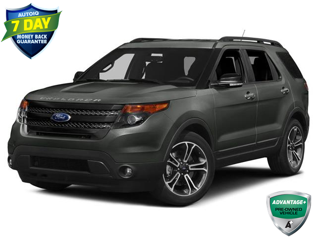 2015 Ford Explorer Sport (Stk: W0202A) in Barrie - Image 1 of 63