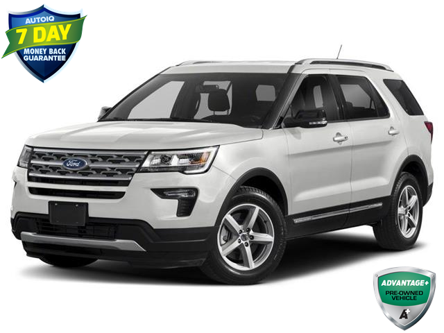2018 Ford Explorer XLT (Stk: W0359A) in Barrie - Image 1 of 9