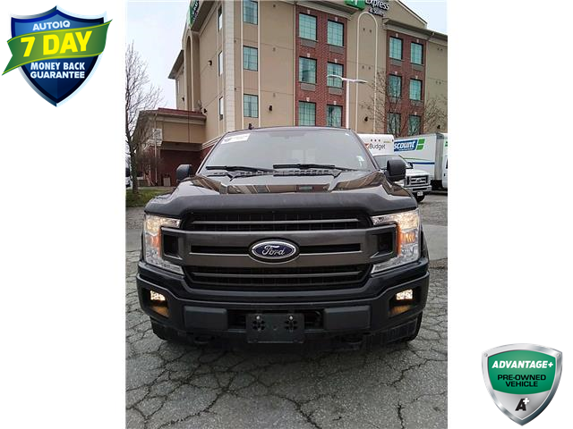 2018 Ford F-150 XLT (Stk: W0393AX) in Barrie - Image 1 of 28