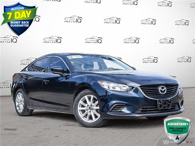 2017 Mazda MAZDA6 GS (Stk: W0256BX) in Barrie - Image 1 of 24