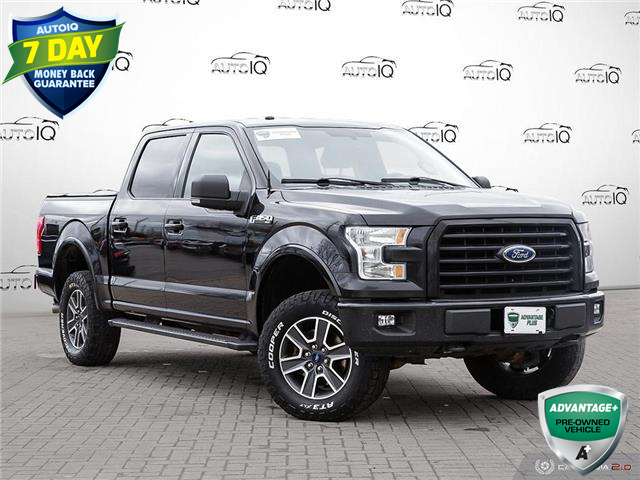 2016 Ford F-150 XLT (Stk: W0229AZ) in Barrie - Image 1 of 25