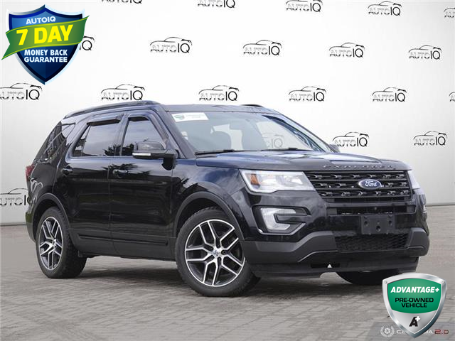 2016 Ford Explorer Sport (Stk: W0337B) in Barrie - Image 1 of 27