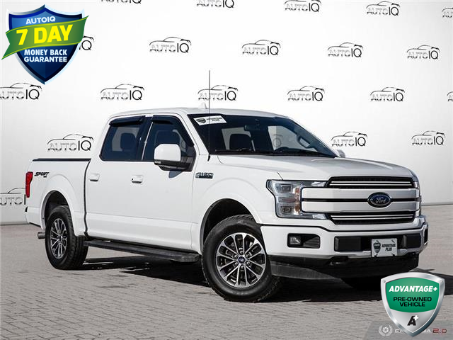 2018 Ford F-150 XL (Stk: W052AX) in Barrie - Image 1 of 27