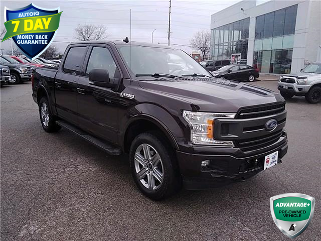 2019 Ford F-150 XLT (Stk: W0669A) in Barrie - Image 1 of 32