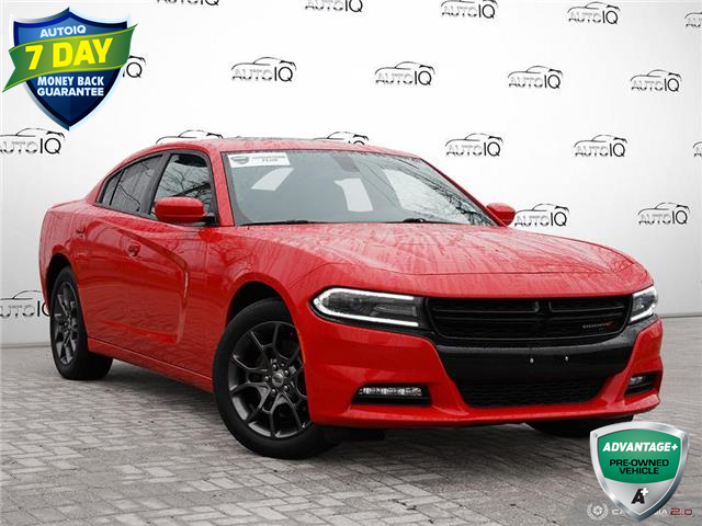 2018 Dodge Charger GT (Stk: U0956B) in Barrie - Image 1 of 27