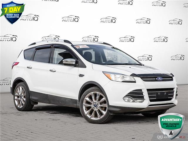 2016 Ford Escape SE (Stk: W0650AX) in Barrie - Image 1 of 22