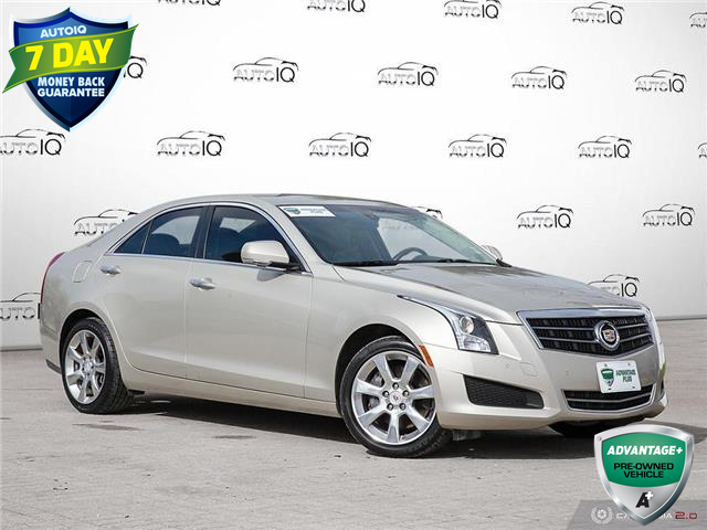 2014 Cadillac ATS 2.0L Turbo Luxury (Stk: W0520CJX) in Barrie - Image 1 of 25