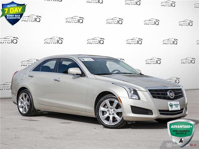 2014 Cadillac ATS 2.0L Turbo Luxury Grey