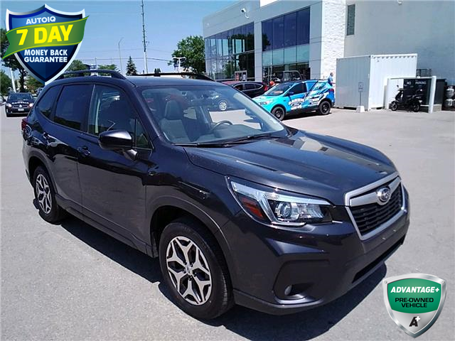 2019 Subaru Forester 2.5i Convenience (Stk: W0405AX) in Barrie - Image 1 of 31