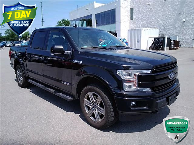 2018 Ford F-150 Lariat (Stk: W0487A) in Barrie - Image 1 of 33