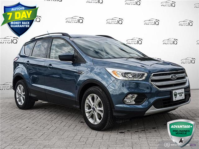 2018 Ford Escape SEL (Stk: W0164A) in Barrie - Image 1 of 25