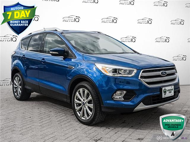 2018 Ford Escape Titanium (Stk: W0210A) in Barrie - Image 1 of 25