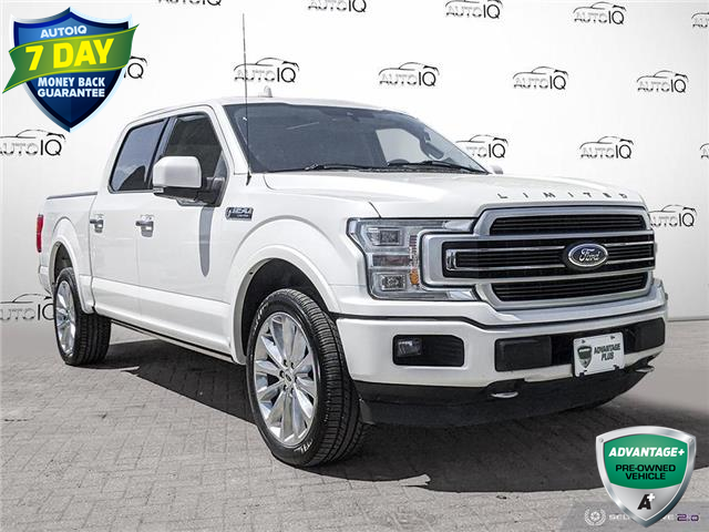 2019 Ford F-150 Limited (Stk: W0691A) in Barrie - Image 1 of 25