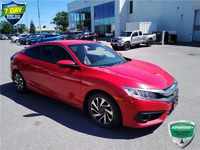 2017 Honda Civic LX (Stk: 6926) in Barrie - Image 1 of 44