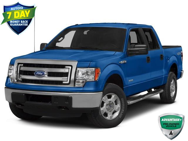 2014 Ford F-150 XLT (Stk: W0841AX) in Barrie - Image 1 of 9
