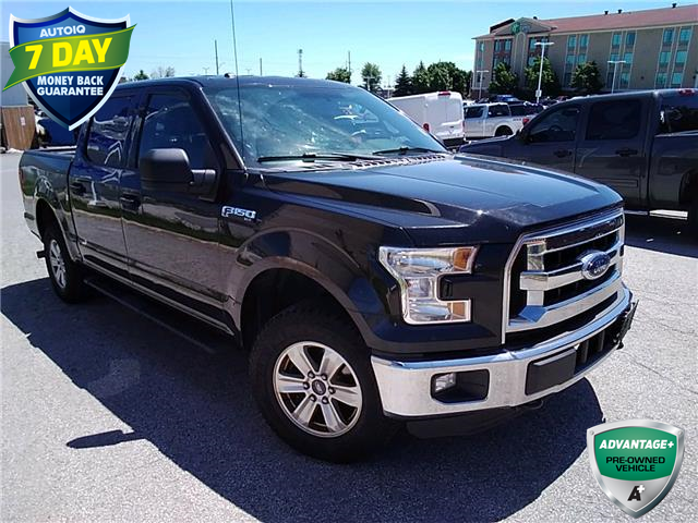 2015 Ford F-150 XLT (Stk: W0090AX) in Barrie - Image 1 of 28