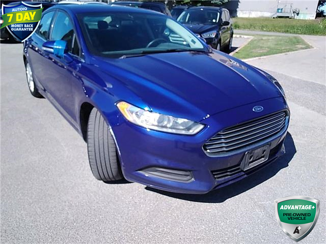 2016 Ford Fusion SE (Stk: W0252BX) in Barrie - Image 1 of 26