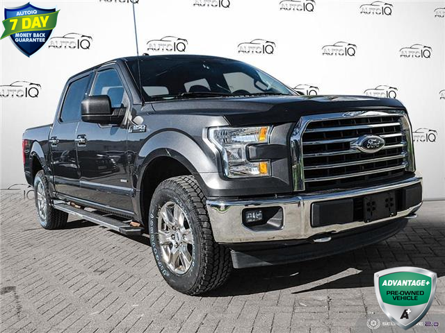 2017 Ford F-150 XLT (Stk: W0692BX) in Barrie - Image 1 of 24
