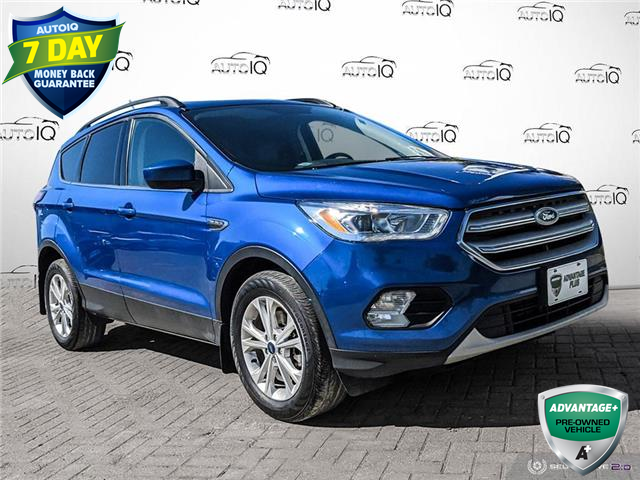 2018 Ford Escape SEL (Stk: W0170AX) in Barrie - Image 1 of 25