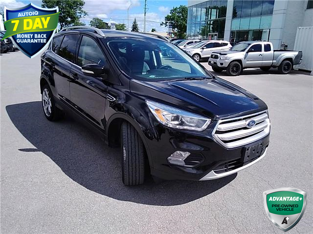 2017 Ford Escape Titanium (Stk: W0819A) in Barrie - Image 1 of 25