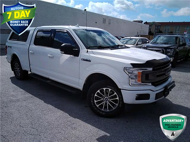 2018 Ford F-150 XL (Stk: W0808A) in Barrie - Image 1 of 30