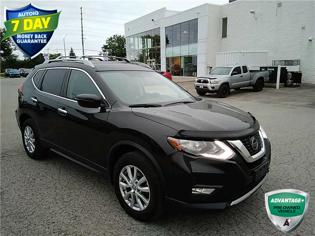 2018 Nissan Rogue Midnight Edition (Stk: W0615A) in Barrie - Image 1 of 49