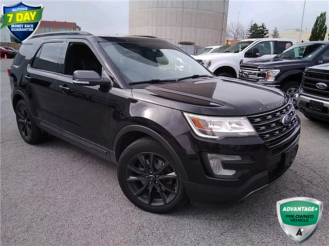 2017 Ford Explorer XLT (Stk: W0918A) in Barrie - Image 1 of 27